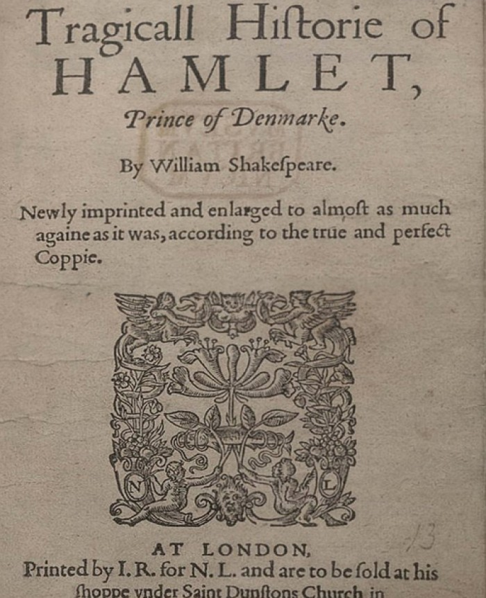 a comparison of hamlet and laertes in a play hamlet by william shakespeare Hamlet vs laertes essaysduring the time of the elizabethan theater, plays about revenge were very common and a the play hamlet, written by william shakespeare.