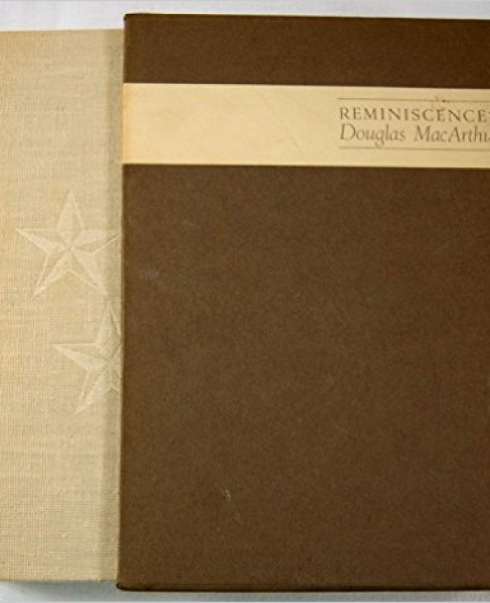reminiscences-of-general-of-the-army-douglas-macarthur