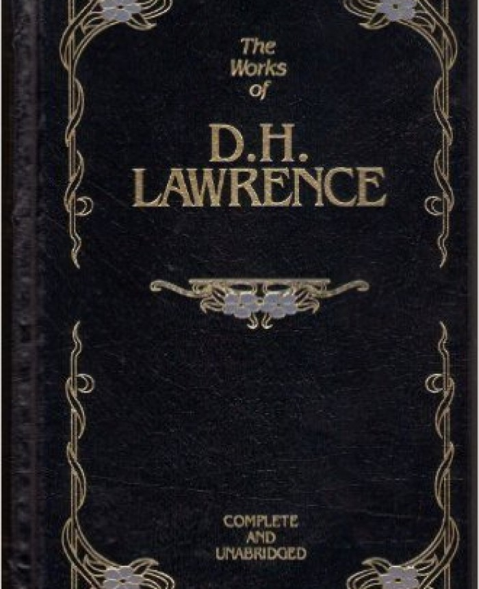 the-works-of-dh-lawrence