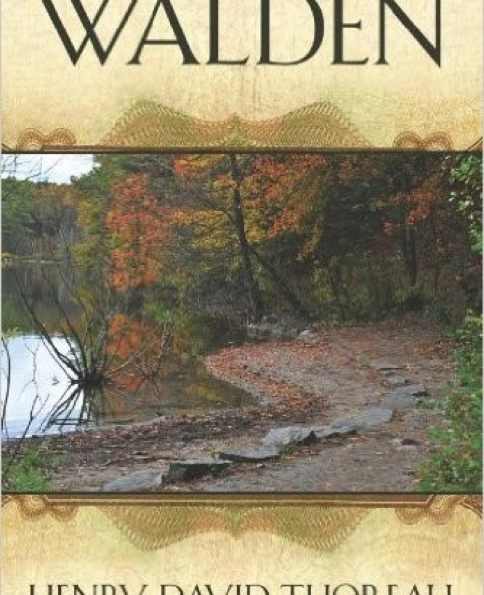 walden book report by henry david thoreau