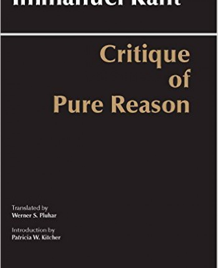 Critique of Pure Reason: Unified Edition