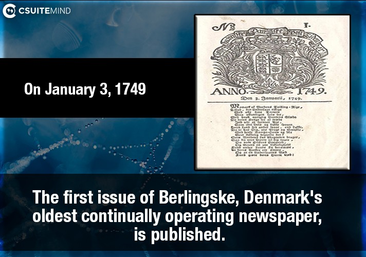 on-january-3-1920-the-first-issue-of-berlingske-denmarks-oldest-continually-operating-newspaper-is-published