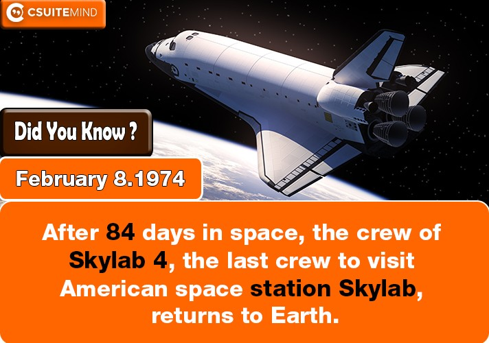 on-february-81974-after-84-days-in-space-the-crew-of-skylab-4-the-last-crew-to-visit-american-space-station-skylab-returns-to-earth