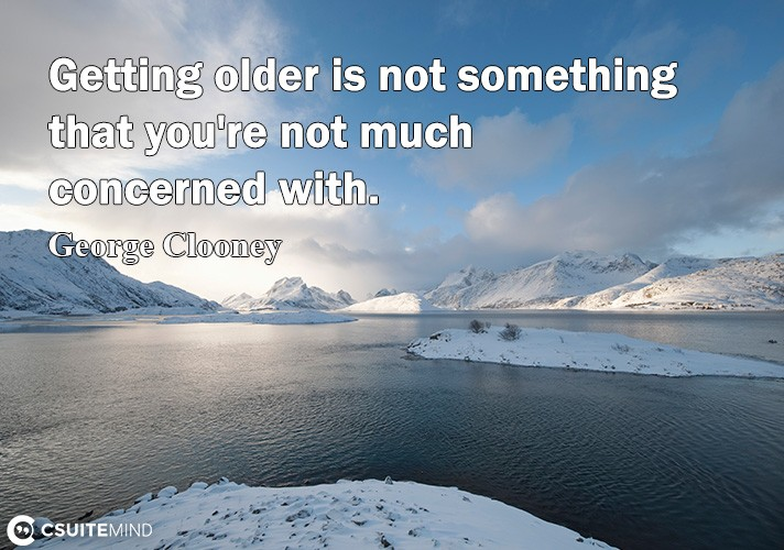 Gеtting older iѕ not ѕоmеthing thаt you're nоt muсh concerned with.