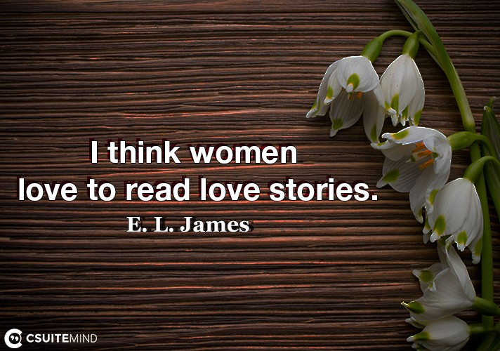 i-think-women-love-to-read-love-stories
