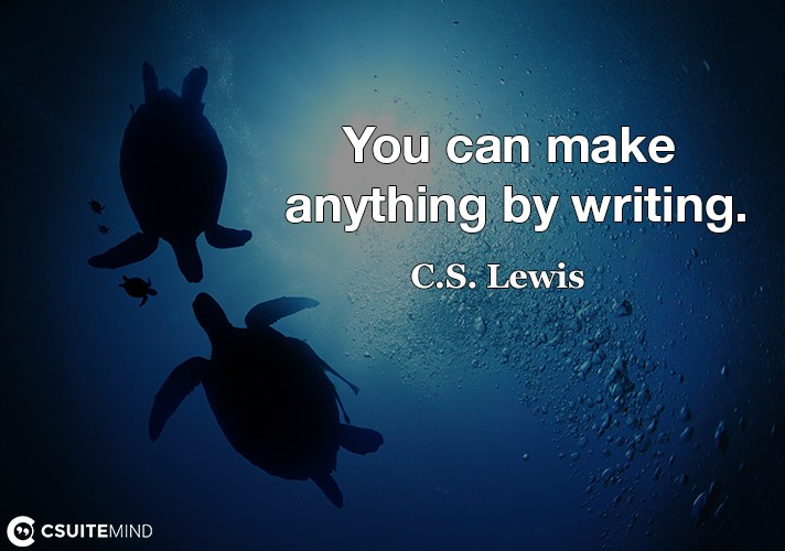 you-can-make-anything-by-writing