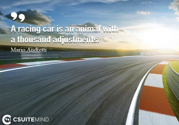 a-racing-car-is-an-animal-with-a-thousand-adjustments
