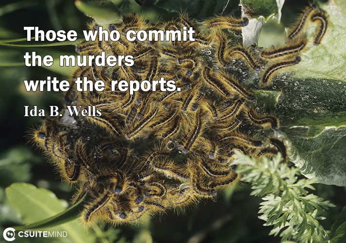 those-who-sommit-the-murder-write-the-reports