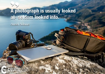 a-photograph-is-usually-looked-at-seldom-looked-into