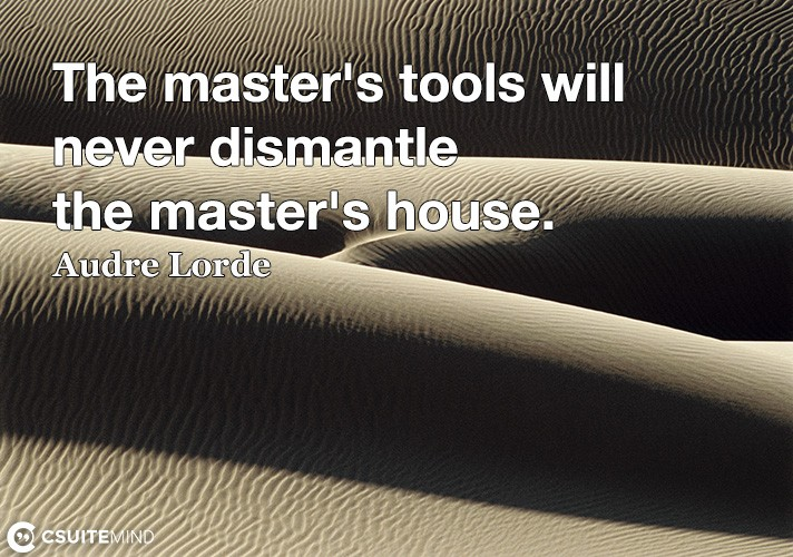 the-masters-tools-will-never-dismantle-the-masters-house