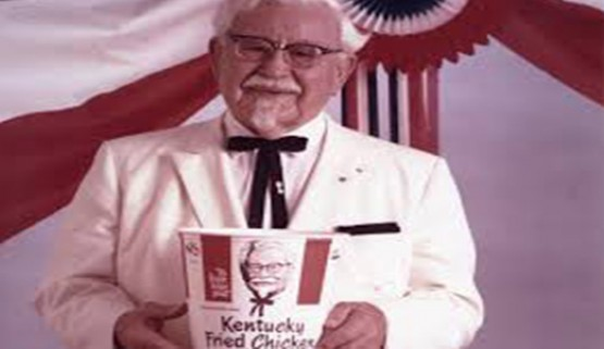 KFC founder's list of his failures